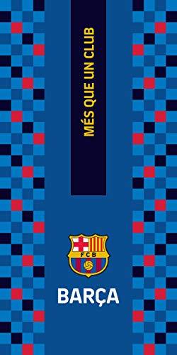 FCB FC Barcelona Strandtuch - Beach Towel - Serviette de Plage - Toalla de Playa - telo Mare FCB192004-R