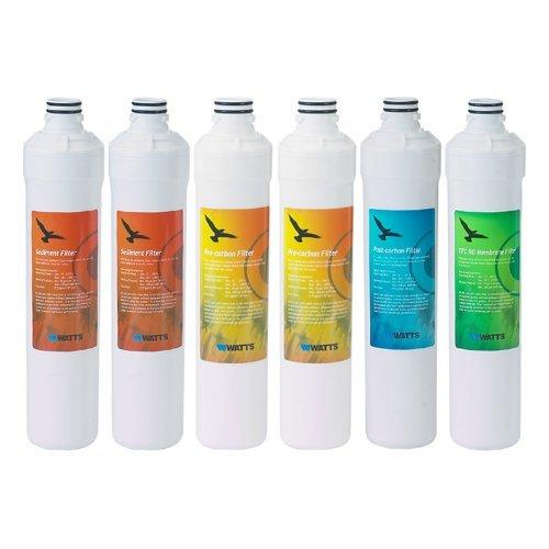 Watts Kwik Change 11 RO Replacement Water Filter Kit