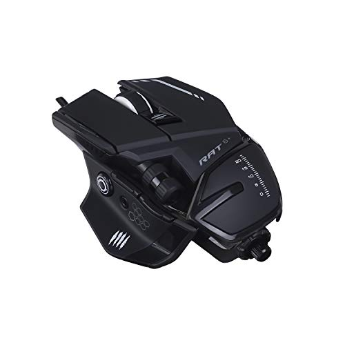 Mad Catz The Authentic R.A.T. schwarz