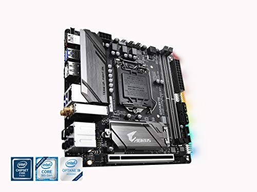 Build My PC, PC Builder, Gigabyte Z390 I AORUS PRO WIFI