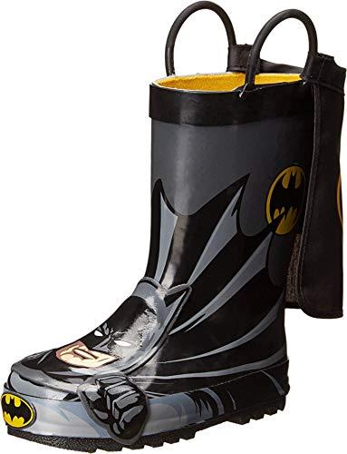 Product Image of the Western Chief Kids Boy's Batman Everlasting Rain Boot (Toddler/Little Kid/Big...