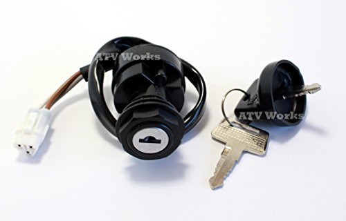 Kawasaki Brute Force 650 & 750 4x4i / Prairie 650 & 700 4x4 / KFX 700 / Brute Force 650 4x4 Ignition Switch Replacement