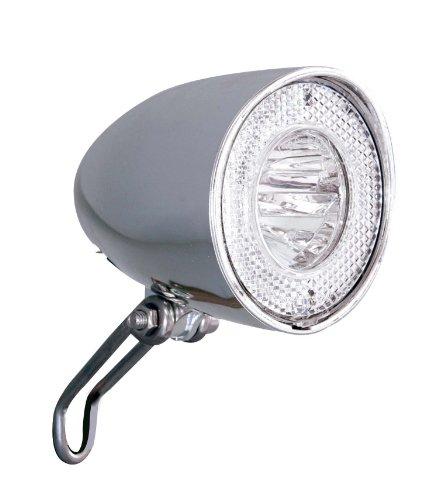 Büchel Retro Sport LED Scheinwerfer, bis zu 20 Lux, Sport Sensor, silber, 51350628