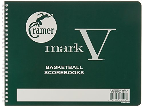 Cramer Scorebook, Mark V, Basketball