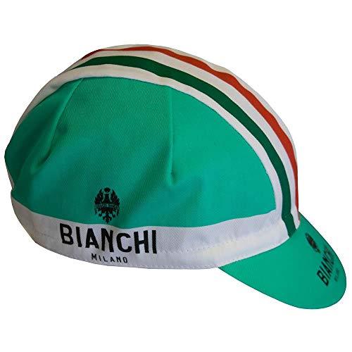 Nalini Uni Radkappe Bianchi Neon, Unisex, Radsport-Mütze, 01698604200C000.07 4300, Celeste, Einheitsgröße