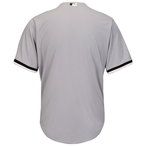 Majestic Chicago White Sox Cool Base MLB Jersey Road Grey XXL