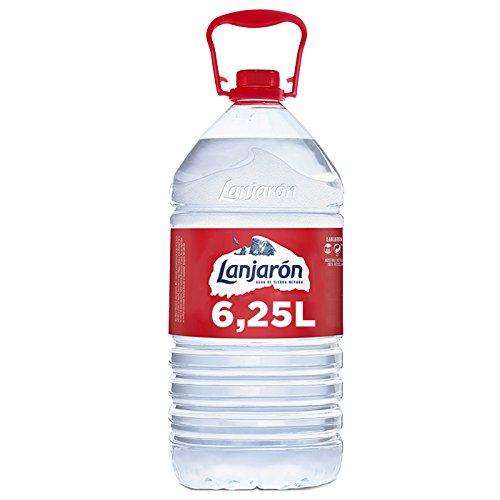 Lanjarón Agua Mineral Natural - Garrafa 6,25L