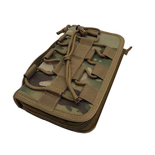 Preisvergleich Produktbild JujubeZAO Malitär Camouflage Handtasche Camping Werkzeug Tasche Outdoor Sport Brieftasche Mesh Leicht Atmungsaktiv Mehrfach Taschen bequem Gr. Einheitsgröße,  cp Camouflage