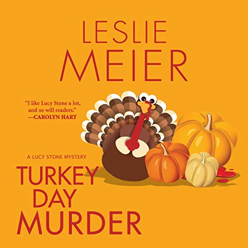 Turkey Day Murder  By  cover art
