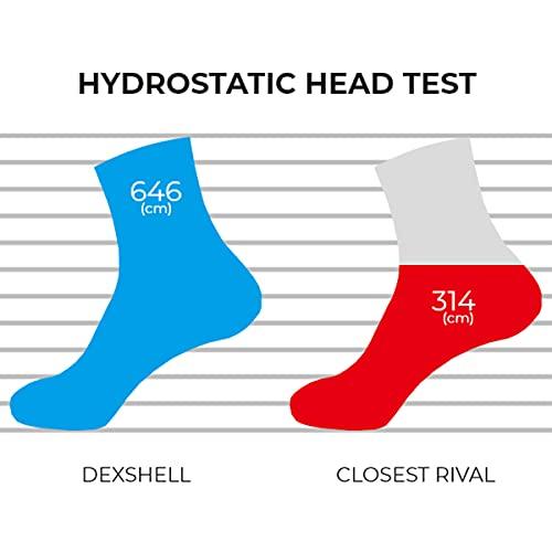 DexShell Waterproof Hytherm Pro Socks - Large