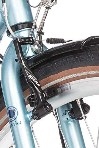 Fischer ER 1804 E-Bike beige 28″ Bild 3*