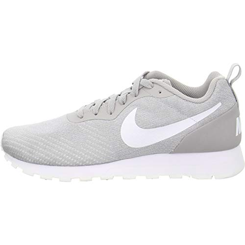 Nike Wmns Md Runner 2 Eng Mesh, Zapatillas de Running para Mujer, Gris (Atmosphere Grey/White 004), 43 EU