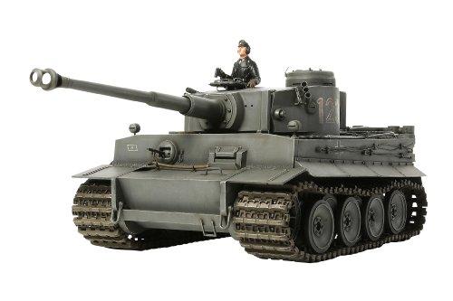 Tamiya - 30611 - Maquette - Char d'assaut - Tigre I