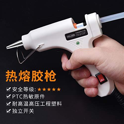 Hecho a mano grande y pequeño arma de fusión en caliente para...