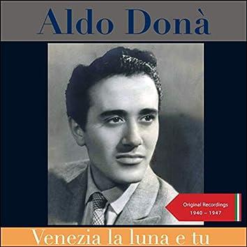 Venezia La Luna E Tu (Recordings of 1940 - 1947)