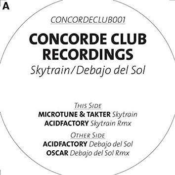 Skytrain / Debajo del Sol