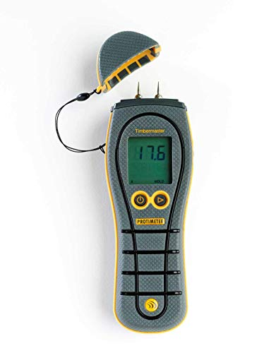 Protimeter BLD5609 Timbermaster Handheld Moisture Meter with...