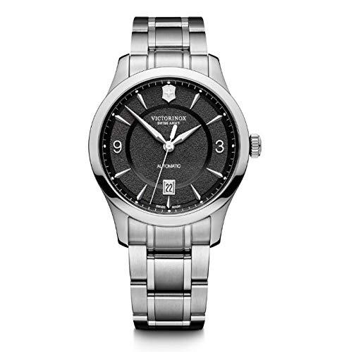 Victorinox Herren Alliance - Swiss Made Analog Quarz Edelstahl Uhr 241898