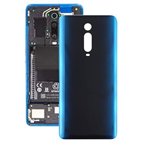 MENGHONGLLI Tapa Trasera de la batería del teléfono Celular La batería Cubierta Trasera para Xiaomi redmi K20 / K20 Pro/Mi 9T / Mi 9T Pro Accesorios (Color : Blue)