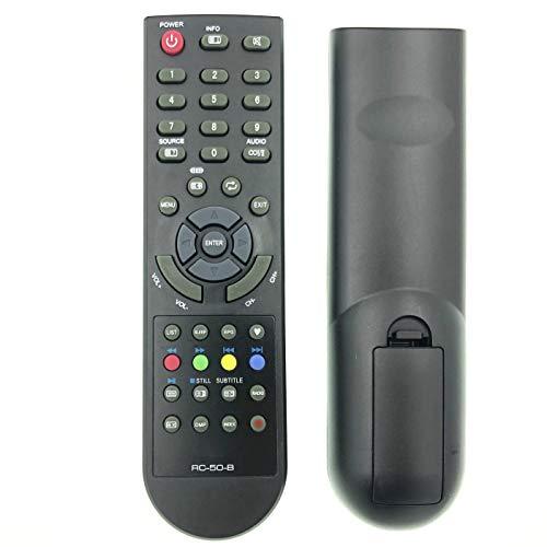 Mando a distancia RC-50-B compatible con RC-06-B para NPG LED TV NL 2212 HFB, NLD-3232HHB, NL1910SHB NL2210HFB NL-3216HHBS NL-1666S