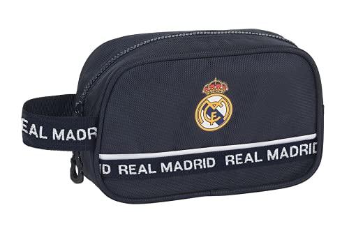 safta 812034234 Neceser Real Madrid, Azul