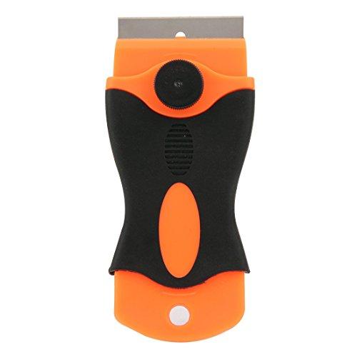Repair Tool 2 en 1 teléfono Herramientas de la Pantalla LCD raspado removedor UV OCA Cuchillo de reparación con la lámina de plástico cxh