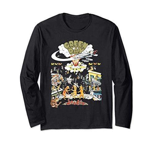 Green Day Dookie Scene Long Sleeve T-Shirt