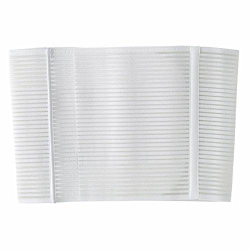 Chicco 00001164000200 - Faja postparto con velcro, talla M, color blanco