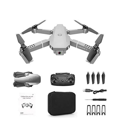 Drohne mit HD Kamera, faltbarem Quadcopter, FPV WiFi RC 2.4G Drohne, Gestensteuerung, Höhenlage, Headless Modus, mit Tragetasche, Geschenk für Erwachsene