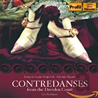 Contredanses from the Dresden