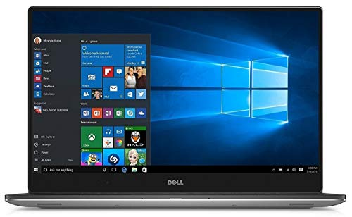Dell XPS 9570 15.6-Zoll-UHD-Touchscreen-Laptop-PC - Intel ...