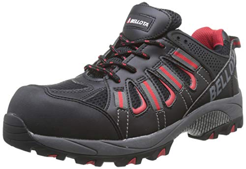 Bellota 72211N41S1P - Zapatos de hombre y mujer Trail (Talla 41), de seguridad con diseño tipo deportivo