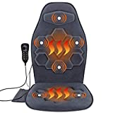 Best Car Seat Massagers - Comfitech Car Seat Back Massager Chair Pad Cushion Review