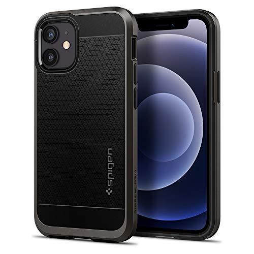 Spigen Neo Hybrid Designed for iPhone 12 Mini Case (2020) - Gunmetal