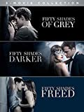 Fifty Shades 3-Movie Bundle (Unrated)