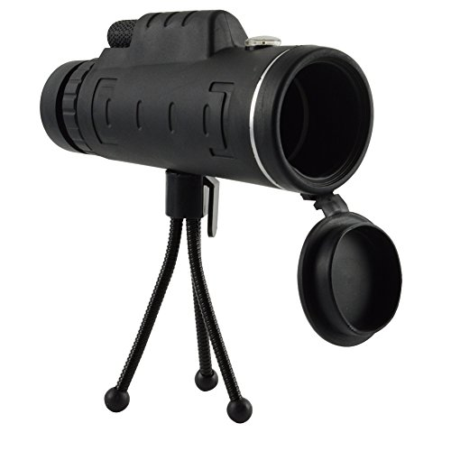 4. Kashine 40x 60mm - Telescopio Monocular