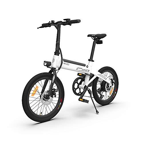 Bicicleta eléctrica Plegable HIMO C20, Plegable de 20 Pulga