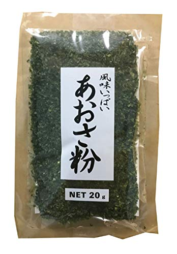 角屋米穀 中国産あおさ 20g ×10個