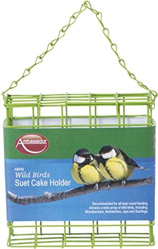 Ambassadeur Oiseaux Sauvages Support à gâteau de suif