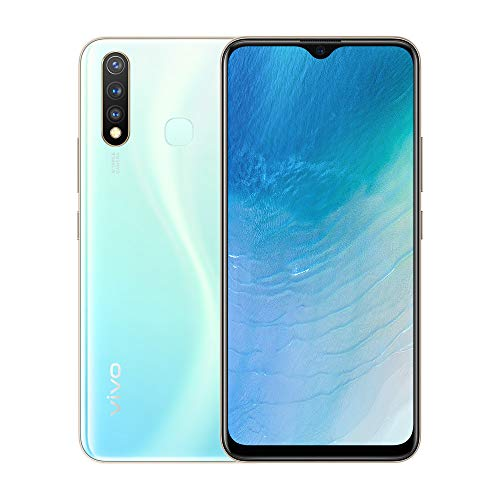 Vivo Y19 (Spring White, 4GB RAM, 128GB Storage)