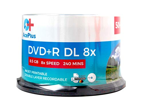 dvd doble capa de la marca AcePlus
