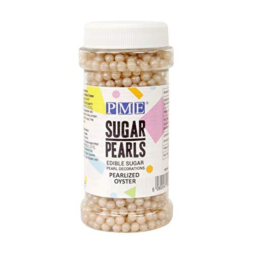 Perlas de Azúcar PME Ostra de Perla 100 g