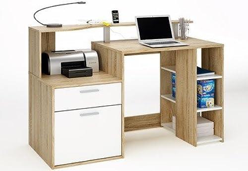 Schreibtisch Sofie beige Holz Computertisch Kinderschreibtisch Jugendschreibtisch Bürotisch Kinderzimmer Jugendzimmer