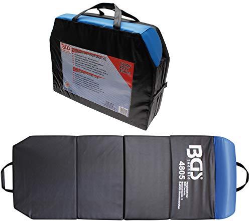 BGS 4805   Schutzmatte   1200 x 435 x 35 mm   faltbar   abwischbar   Mechanikermatte