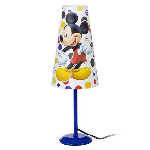 Disney Lampe de chevet Mickey Mouse lumière de table Mickey 1285 Dis.2 -