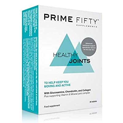 Prime Fifty Healthy Joints Tablets - Pack of 30