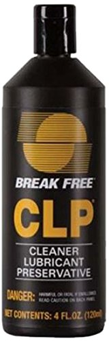 Safariland LTD, Inc. Break-Free CLP-4 Cleaner Lubricant Preservative Squeeze Bottle (4-Fluid Ounce)