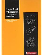 Legibilidad y tipografía: La composición de los textos