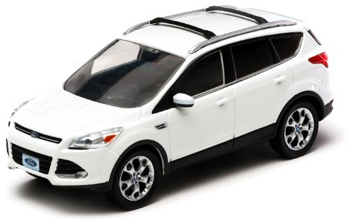 Ford Escape (Kuga II), weiss , 2013, Modellauto, Fertigmodell, Greenlight 1:43