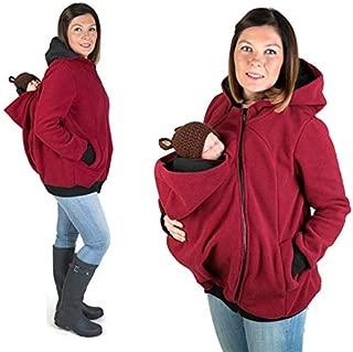 Allequal Men Daddy Baby Coat Women Baby Carrier Kangaroo Soothe Drop Shipping